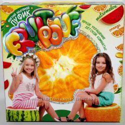 надувные пуфики  Fruit Pour