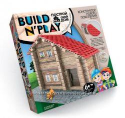 Дом своими руками Build N&acuteplay Danko Toys