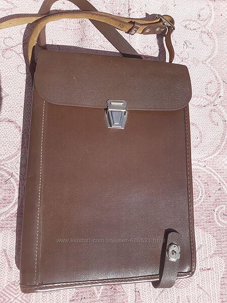 Офицерская сумка, планшет. СССР