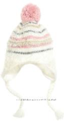 Классная теплая шапочка, размер 8-12у, бренд h&m