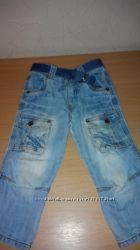 Mothercare джинсы и кофта
