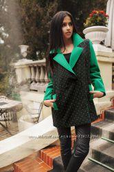 Очень красивое осенне-весеннее пальто из дорогого  кашемира