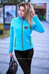 Отличная осенняя куртка на силиконе. Р-р от 40 до 48. Подходит для подростк