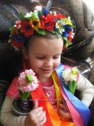 Веночки украинские Традиционные. Под заказ.