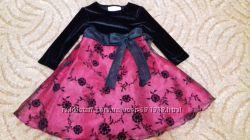 Нарядна сукня на худеньку дівчинку із США