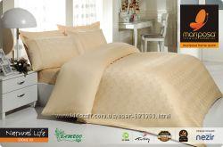 Mariposa Двухспальное бамбуковое постельное белье Natural Life Stone V5