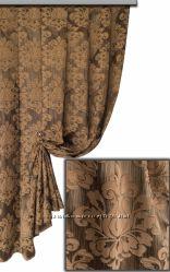 Шторы портьерные и декоративные Буржуа