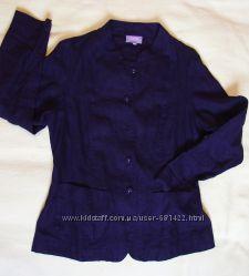 Классный льняной пиджак Pure р. M