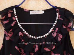 Обворожительная универсальная блузка
