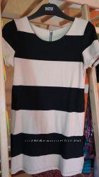 Модная футболка-туника H&M 100cotton