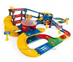 Wader Мультипаркинг с дорогой 9, 1 м Kid Cars 3D 53070