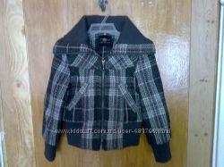 Детская куртка на девочку 110-116 см