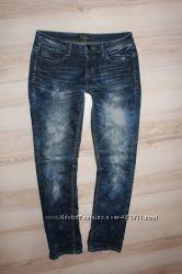 Яркие фирменные женские джинсы Kira Plastinina Кира Пластинина L