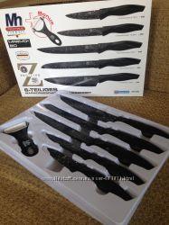 набор ножей с мраморным покрытием Millerhaus MH-9280 6 предметов