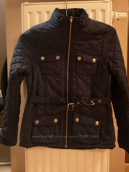 Шикарная деми куртка H&M   . 158. 164