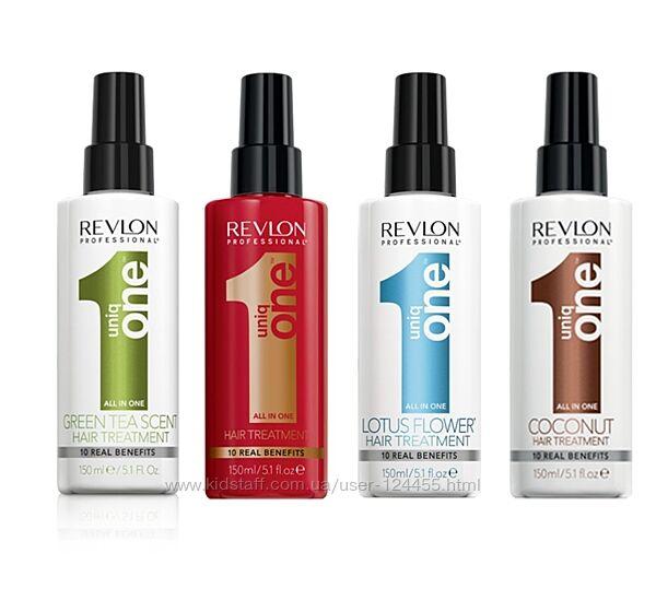 Revlon Professional Uniq One  маски-спрей для волос