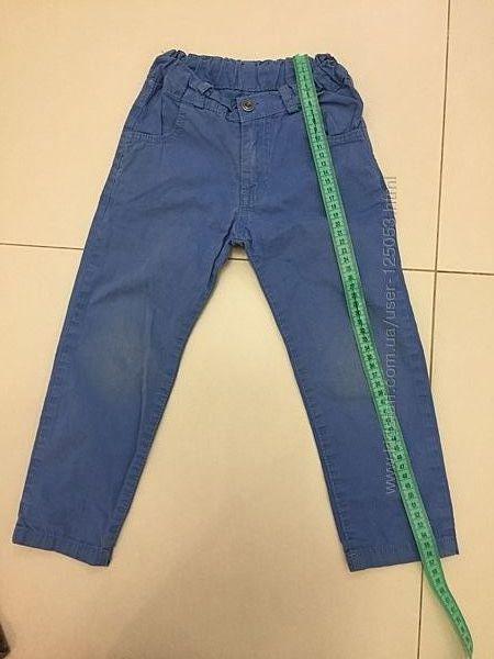 Летние легкие штаны на мальчика 3-4 года