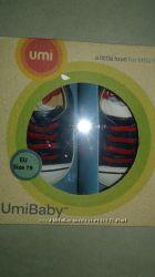Кожаные кроссовки Umi, размер 19