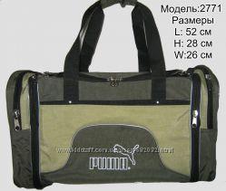 Спортивная сумка-трансформер модель 2771