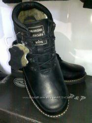 Зимние ботинки Mercury Oригинал  Болгария-   6 моделей