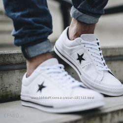 Кожаные кеды Converse One Star оригинал из США 3 цвета в наличии ... 077594e2434