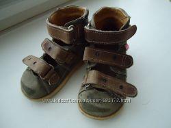 Туфли - ботинки ортопедические AURELKA размер 24 по стельке 15, 5см