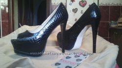Шикарные туфли Boohoo 37 р.