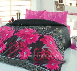 Комплекты постельного белья пр-во Турция . В трех размерах