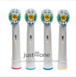 Продам насадки на электрическую  зубную щетку Braun Oral B