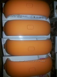 LED лампа 9 Вт цвет оранжевый c USB шнуром  и таймером на 60сек.