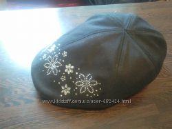 Новая кепка канголка  со стразами