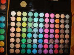Палитра теней 88 цветов полноцветные