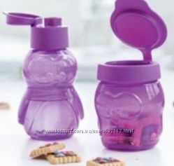 Бутылочка и стаканчик Tupperware