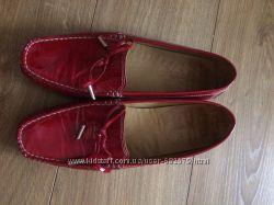 Удобные туфли-мокасины в отл. состоянии