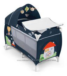 Манеж-кровать Cam Daily Plus Синий L113222