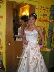 Дизайнерское свадебное платье Le Rina