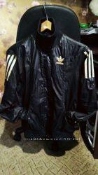 кофта ветровка adidas