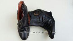 Новые женские ботильоны, ботинки, бренд San Marina, кожаные, 37 р