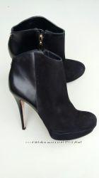 Новые женские ботильоны, ботинки, бренд Cosmoparis, замшевые, кожаные, 37 р