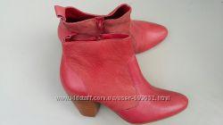 Новые женские ботильоны, ботинки, бренд  Kookai,   кожаные, 37 р