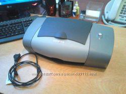 Струйный принтер Lexmark Z615, для цветной печати.