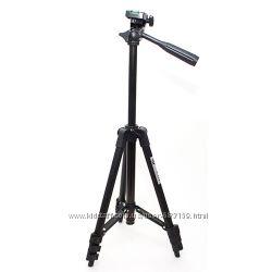 Штатив для фотоаппарата высота ZY-334