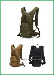 Рюкзак тактический, городской велорюкзак, слинг