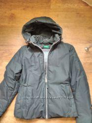 Пуховая  куртка  benetton