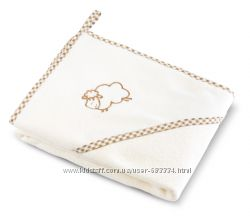 Детское махровое полотенце с уголком Sensillo Sheep