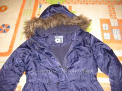 Осенне-зимняя куртка-пальто  COOL CLUB . р. 152