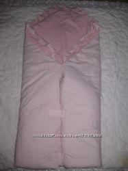 Конверт - одеяло тепленькое на синтепоне ТМ Соня