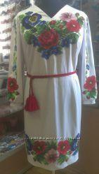 Платье заготовка под бисер