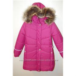Lenne Пальто для девочки Juliet арт 14365 раз. 140