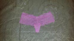 Трусики Victoria&180s Secret Pink, оригинал, размер S